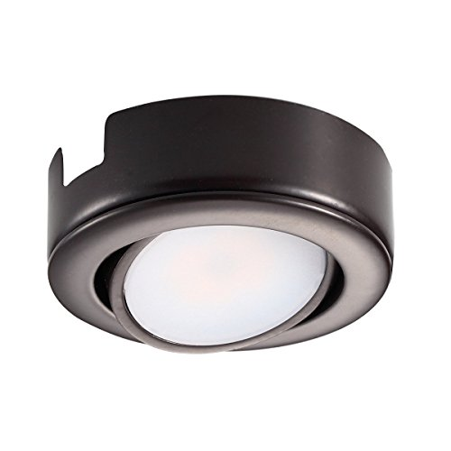 120 Volt Dimmable Led Puck Lights in US - 4