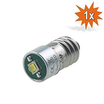 Do!LED E10 Ampoule LED Cree 3 W 220 lm, 3,2-9 V, culot à vis, DC DC ... 92d9ec5760bc