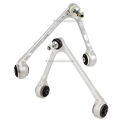 Pair Front Upper Control Arm For Lincoln LS Ford Thunderbird Jaguar S-Type - BuyAutoParts 93-80422K1 - Thunderbird Control Arm Ford