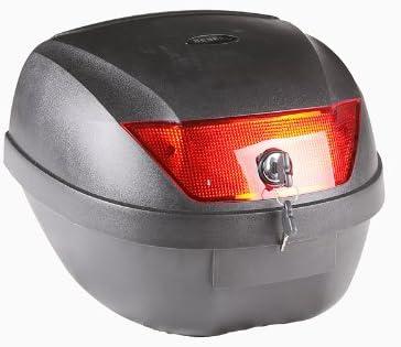 Topcase Hf 880 Schwarz 30 Liter Koffer Tasche Für Motorroller Auto