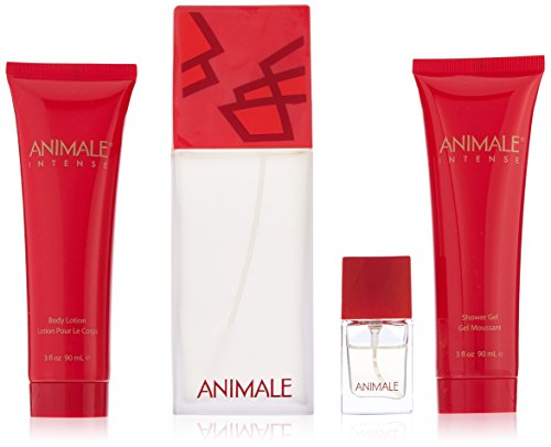 Animale Intense for Women 4 Piece Gift Set Animale Animale Gift Set