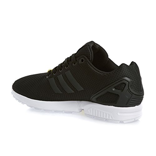 black Flux Femme Baskets Mode white Noir Zx Originals black Adidas W86xqwORHE