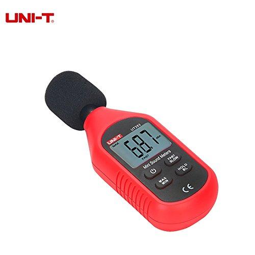 UT353 noise meter miniature condenser microphone noise tester