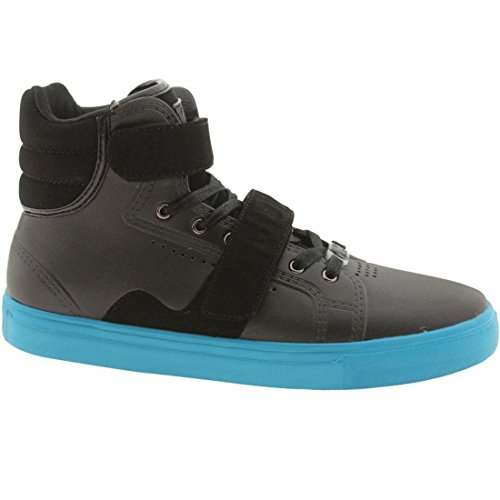 Android Homme Men's Propulsion High Eva (black / turquoise)-12.0