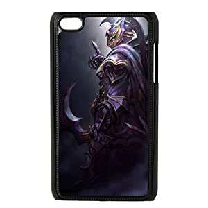 Dota 2 iPod Touch 4 Case Black Exquisite designs Phone Case KM444246