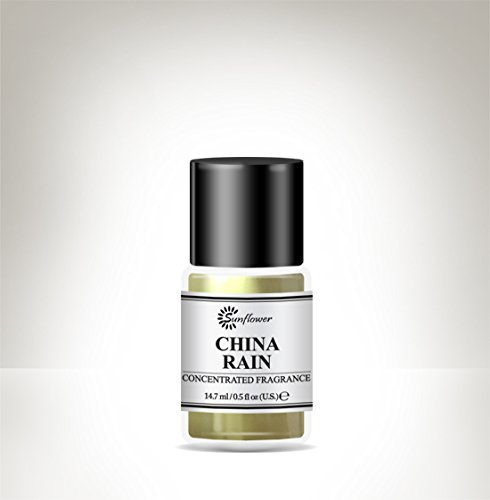 - Black Top Body Oil - Our Impression of China Rain .5 ounce