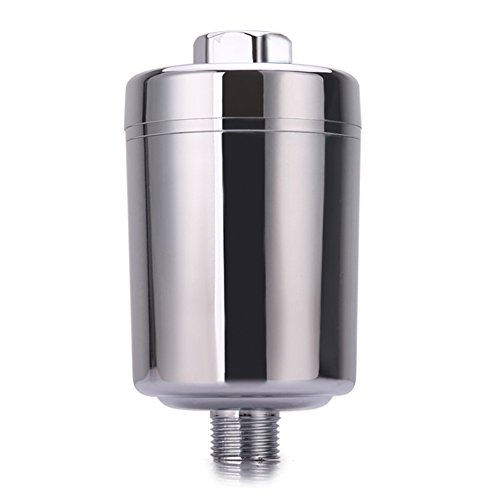 Homder Shower Filter System High Output Luxury Shower Filter Skin Dechlorination Filter Removes Chlorine and Other Harmful Substances From Your Water