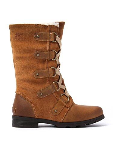 Elk Women's Boots Lace Sorel Cordovan Emelie YRTwnz