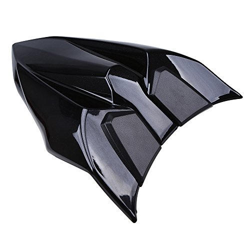 Possbay Motorcycle Rear Seat Cowl Fairing Cover for Kawasaki Z650 2017