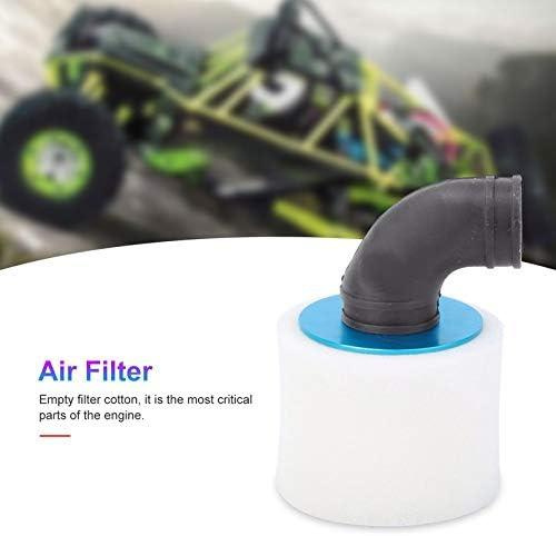 KEKJORY Filtre /à air vide en m/étal pour HSP 1//8 essence voiture RC camion