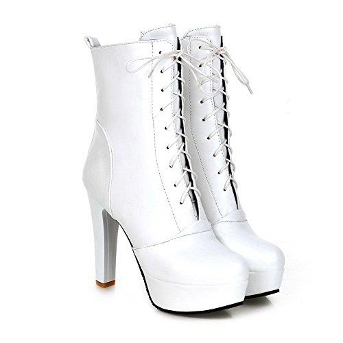1TO9 1TO9 Zapatillas Mujer blanco Zapatillas Altas 88w45