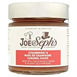 2X Joe & Seph's Strawberry & Marc de Champagne Caramel Sauce 230g