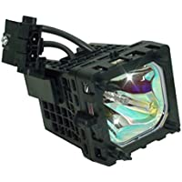 Lampsi XL-5200 Replacement TV Lamp with Housing for SONY Televisions 1-Year-Warranty