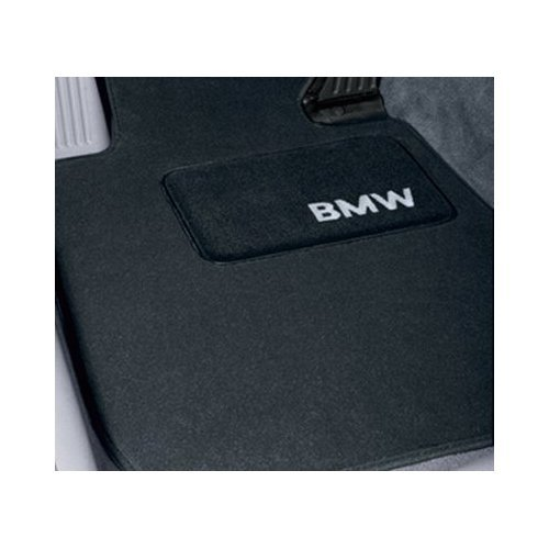 Bmw Genuine Z3 Logo Embroidered Black Floor Mats For Z3