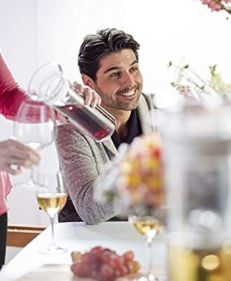 Savino Wine Saving Carafe by Savino: Amazon.es: Hogar