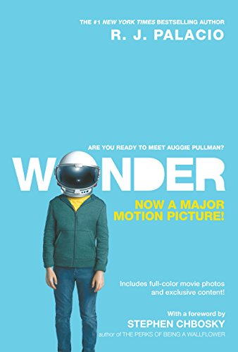 Book cover from Wonder Movie Tie-In Edition by R. J. Palacio