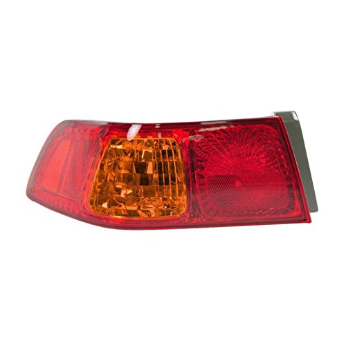 Taillight Taillamp Rear Brake Light Driver Side Left LH for 00-01 Camry