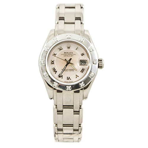 Rolex Pearlmaster automatic-self-wind womens Watch 80319 (Certified Pre-owned)