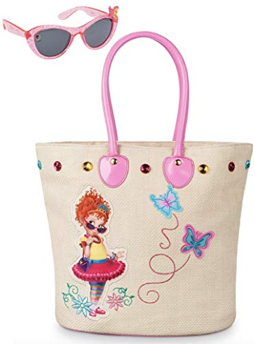 Bag Fancy - Fancy Nancy Swim Bag Plus Sunglasses for Kids