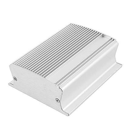 eDealMax 103 x 85 x 36 mm Polivalente electrónica de aluminio extruido recinto de tono de