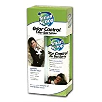 SmartScoop Odor Control Litter Box Spray