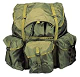 Olive Drab GI Type Alice Pack Medium No Frame, Outdoor Stuffs