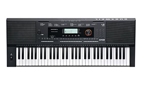 Kurzweil Home KP110 61-Note Portable Arranger Keyboard with Performance Assistant (KP-110)