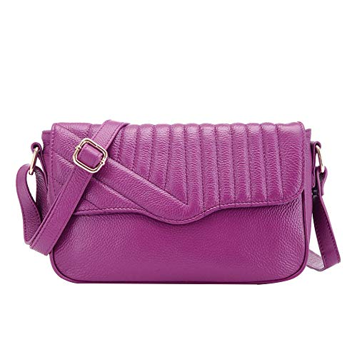 Fourre Main Grand Pour Sac Cuir Sac En Purple Femmes Commute tout à Bandoulière Souple à 4BBAq7w