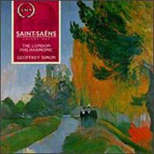 Saint Sa Ns  Volume One Parysatis Sarabande Et Rigaudon Tarantelle Marche Militaire Francaise Africa Ascanio Requiem