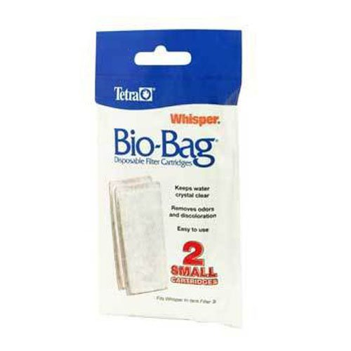 Bio - bag 2pk Small For The (3i) Filter by Tetra Usa Inc. B0041U8UJS