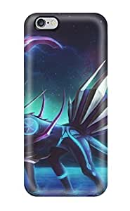 Slim Fit Tpu Protector Shock Absorbent Bumper Pokemon Case For Iphone 6 Plus