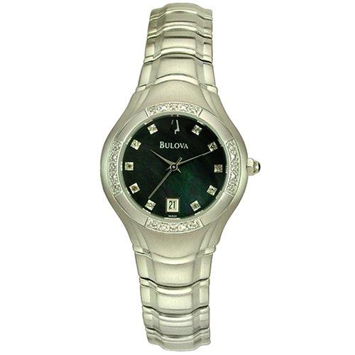 Bulova Women's 96R20 Maestro Diamond Watch