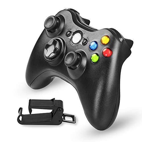 (DOYO USB Wireless Bluetooth Gaming Controller Gamepad for Android Cellphone, iPhone, PC/Laptop)