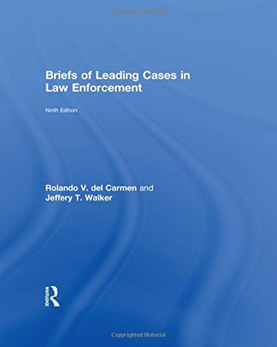 Top briefs of leading cases