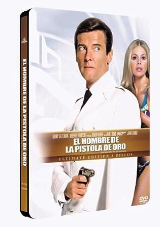 Amazon.com: El Hombre de la Pistola de Oro - Estuche ...