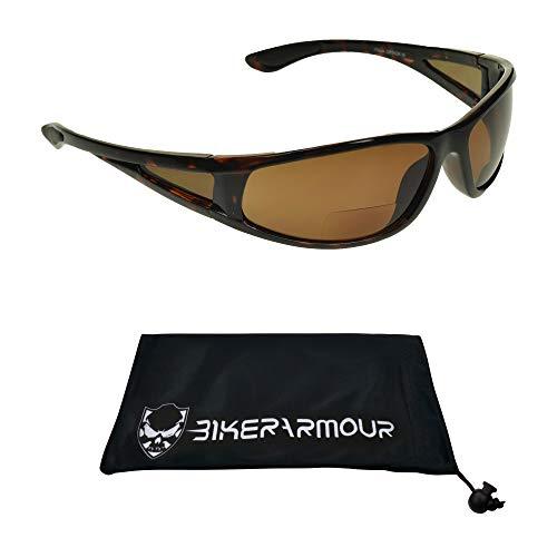 dd2da8b90b Polarized Bifocal Sunglasses Side Shield Nearly Invisible Line