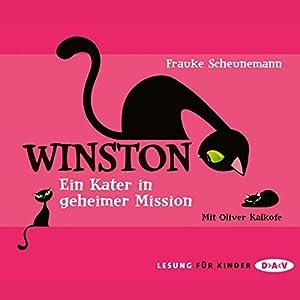 Ein Kater in geheimer Mission (Winston 1) Hörbuch