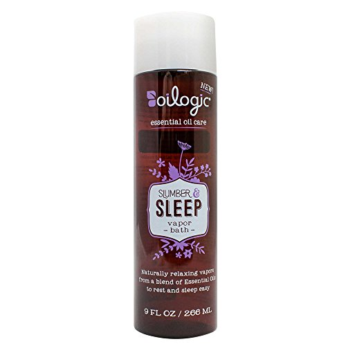 Oilogic Slumber & Sleep Vapor Bath, 9oz Bottle Each (Pack of 11) by Oilogic