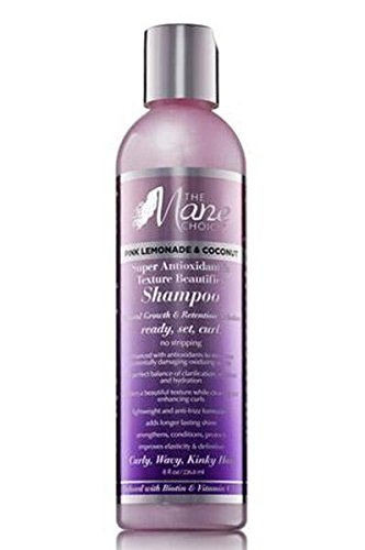 C-curl Enhancing Shampoo (The Mane Choice Super Antioxidant & Texture Beautifier Shampoo)