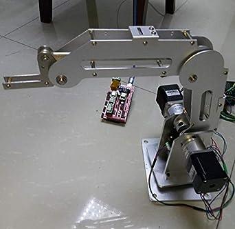 HEASEN Dobot Robot Mecánico Brazo Aleación de Aluminio 304 ...