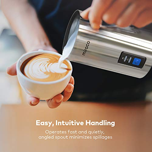 Knock 23% off an electric milk frother