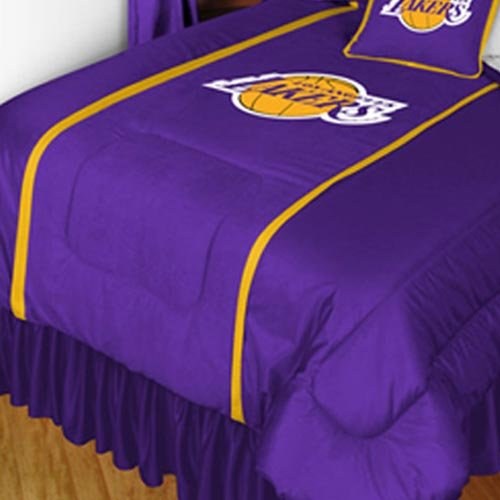NBA Los Angeles Lakers Sidelines Comforter (Twin)