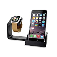 Cygnett CY1818 OnCharge Mini Station de charge pour Apple Watch (Mode Table de nuit)