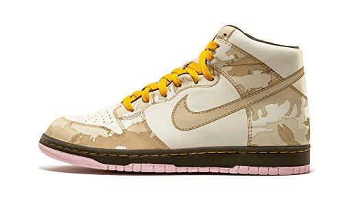 Nike Dunk Hi En Brikke - Oss 10
