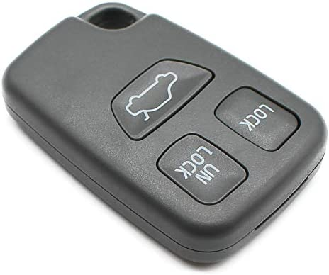 amazon com 3 buttons keyless entry remote key fob cover key shell