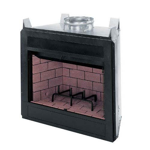 UPC 043593510730, FMI Craftsman Builder 36 Inch Circulating Woodburning Firebox With Removable Stamped Louvers