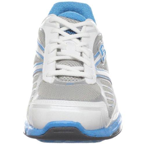 Skechers Dames Shape Ups Toners Ultrafit Sneaker Wit / Blauw