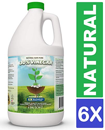 - 30% Pure Vinegar - Home&Garden (1 Gallon)