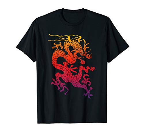 (Japanese Dragon Art design)