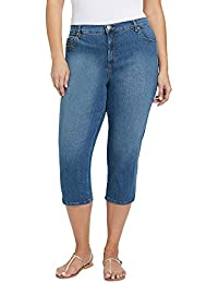 Amazon.com: Gloria Vanderbilt - Pants & Capris / Plus-Size ...
